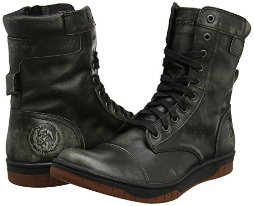 Diesel Tatradium Basket Butch Zip Boots gy2KVDeD