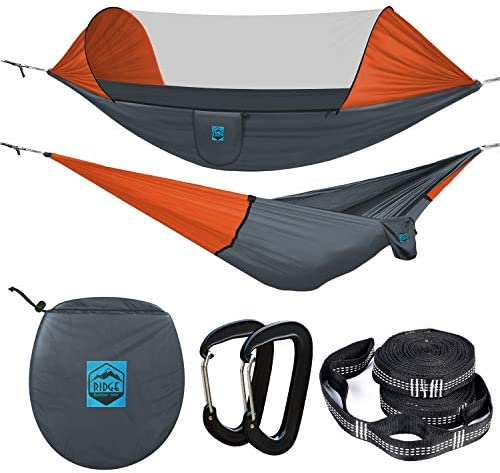 Ridge Outdoor Gear Camping Hammock