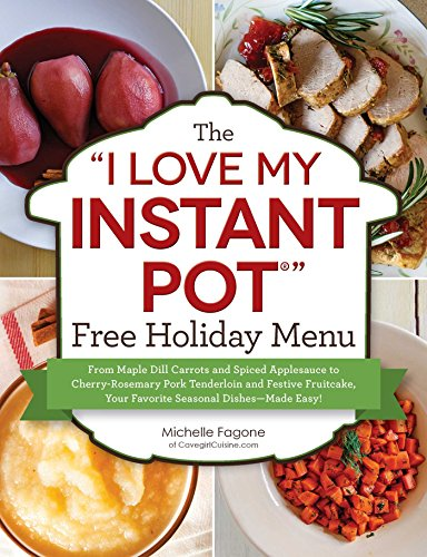 Love Instant Free Holiday Menu ebook product image