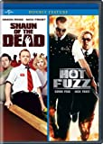 DVD : Shaun of the Dead / Hot Fuzz Double Feature