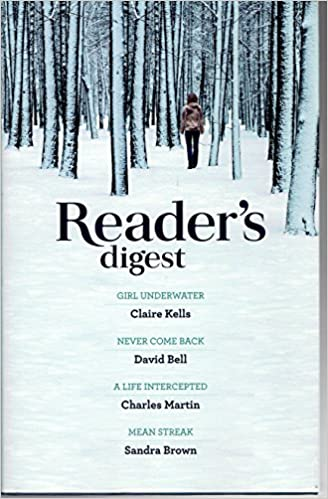 Readers Digest Volume 339 Volume 3 2015 Claire Kells Girl