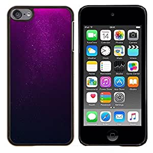 LECELL--Funda protectora / Cubierta / Piel For Apple iPod Touch 6 6th Touch6 -- Submarino de buceo Mar Oscuro --