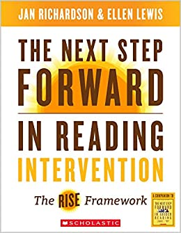 Image result for rise reading intervention book