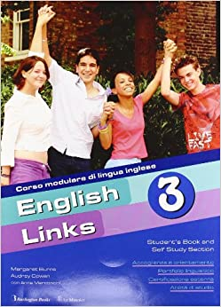 English links. Self study section-Culture link. Con CD