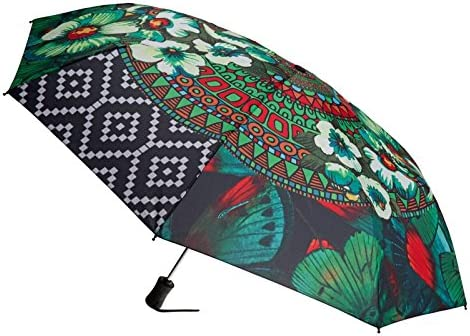 pick up catch classic style Desigual Umbrella Sunrise Taschenschirm 28 cm