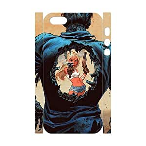 3D For SamSung Galaxy S5 Phone Case Cover Zombies Design For Men White Yearinspace174571