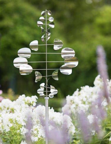 Gardener's Supply Company Helix Wind Spinner