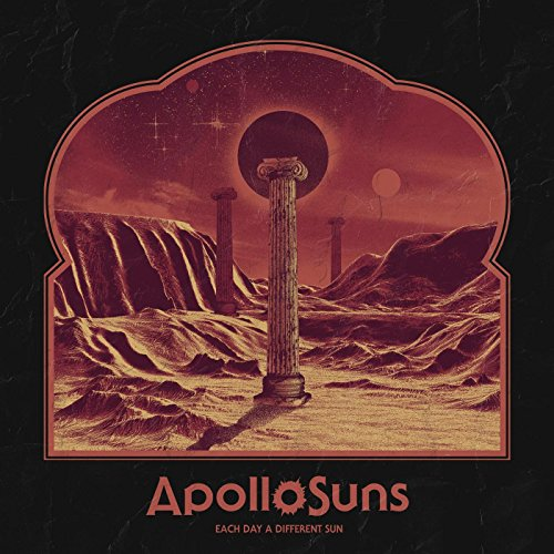 Apollo Suns - Each Day A Different Sun - CD - FLAC - 2017 - FAiNT Download