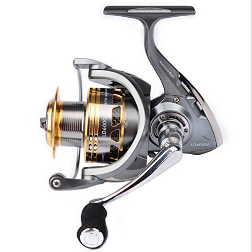 Pro Baitcast Reel (PRO-Series Baitcasting Reels,Low Profile Baitcaster Reel Magnetic Linear-braking System for Heavy-duty Power Fishing Inshore Saltwater or Freshwater Boat Kayak Jigging Baitcast Reel (LD4000-5.2:1))
