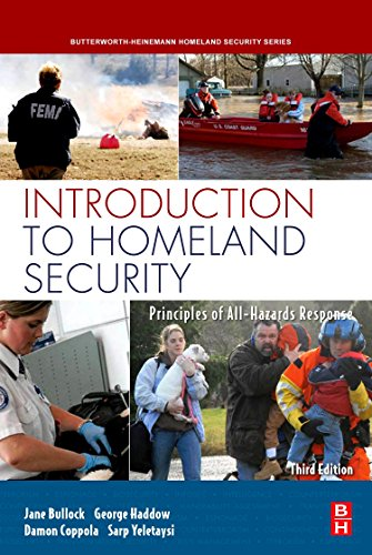 Introduction to Homeland Security: Principles of All-Hazards Risk Management (Butterworth-heinemann Homeland Security)