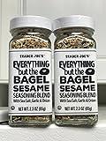 Trader Joe's 621-TJ-SESAME-2 Everything but the Bagel Sesame Seasoning Blend (Pack of 2)
