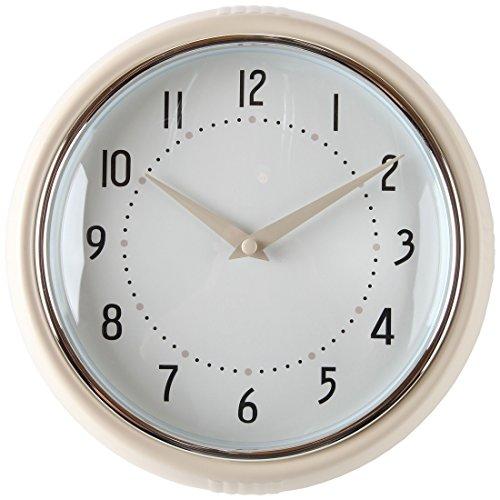Lilys Retro Kitchen Quartz Timepiece