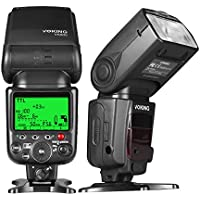 Voking VK800 I TTL External Camera Flash Slave Speelite for Nikon Digital SLR Cameras