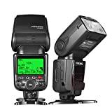 Voking VK800 I TTL External Camera Flash Slave Speelite for Nikon D3400 D3300 D3200 D5600 D850 D750 D7200 D5300 D5500 D500 D7100 D3100 and other Digital SLR Cameras