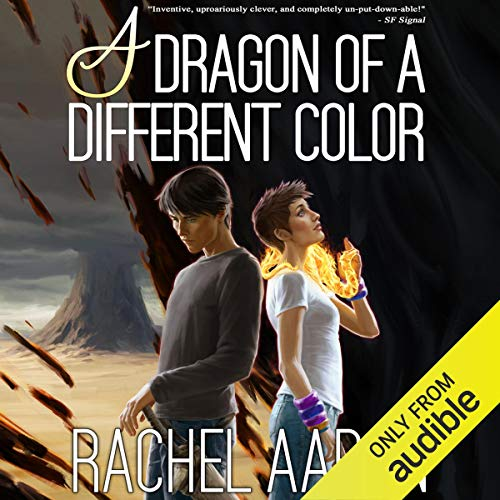(A Dragon of a Different Color: Heartstrikers, Book 4)