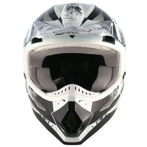 Box MX-5/Diana casco Motocross
