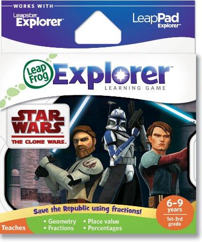 LeapFrog Leapster Explorer Learning Game: Star Wars The