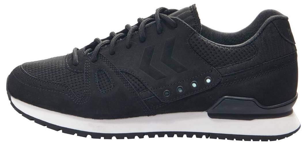 Hummel MARATHONA T und B Turnschuhe Schuhe Schwarz schwarz 39