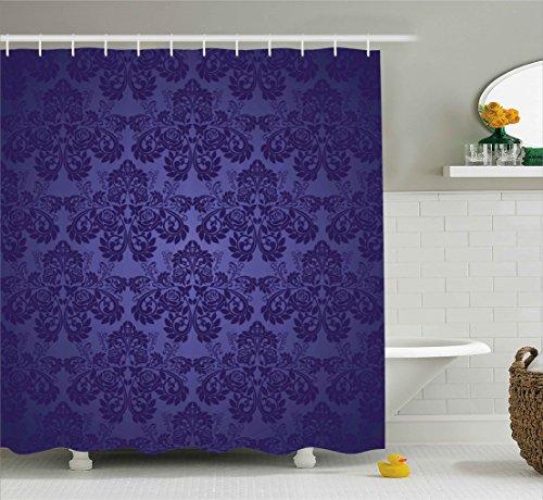 Shower Curtain Ambesonne Artprint Bathroom