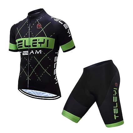Sici Conjunto de Ropa de Ciclismo para Hombre Camisa de ...