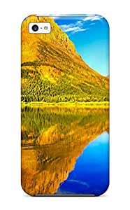 Iphone Cover Case Glacier National Park Compatible With Iphone 5c