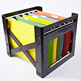 KathShop Factory Price go Rack Hanging clamp Frame Hanging Rack Storage Rack A4/FC Dual Fast Labor Document Trays Office Supplies