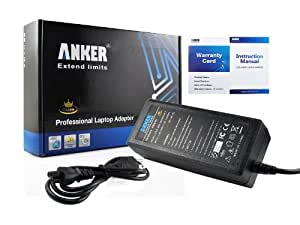 Anker® Golden AC Adapter + Power Supply Cord for Laptop ASUS Eee PC 1005