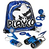Playco Kids Explorer Kit - Fun Gift for Boys and Girls Age 3 4 5 5 7 8 9 10 Year Olds - Includes Toy...