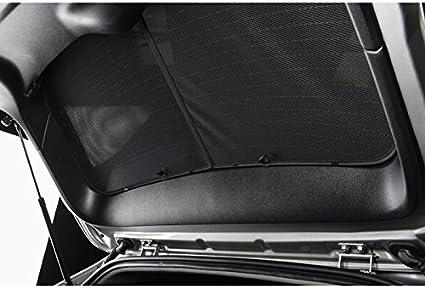 Car Shades Fia Pand 5 B Satz Passend Für Fiat Panda Iii 5 Türer 2012 6 Teilig Schwarz Auto