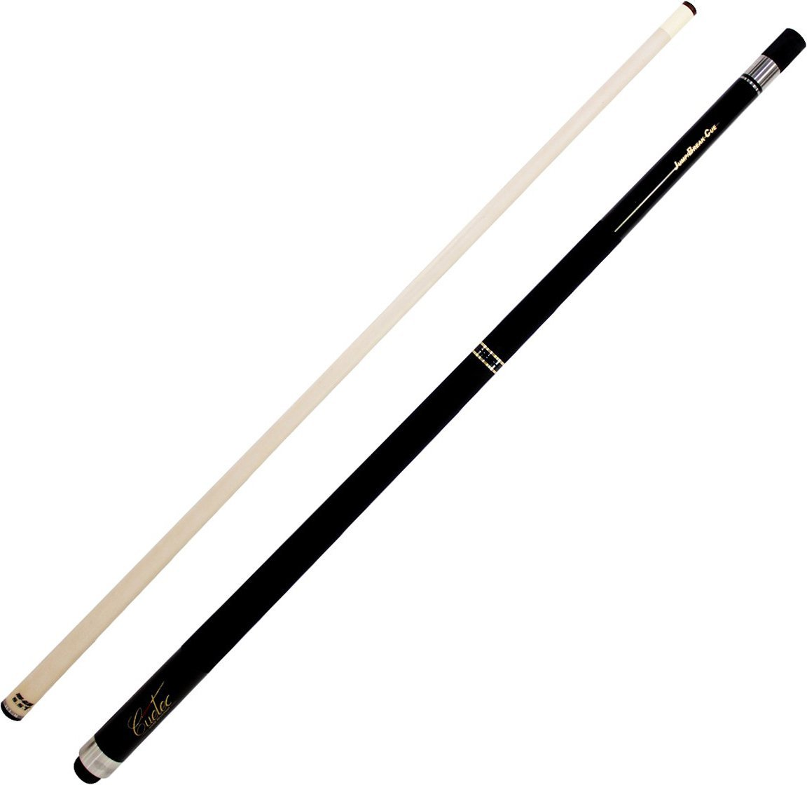 Separated Ring Pool Cue Stick