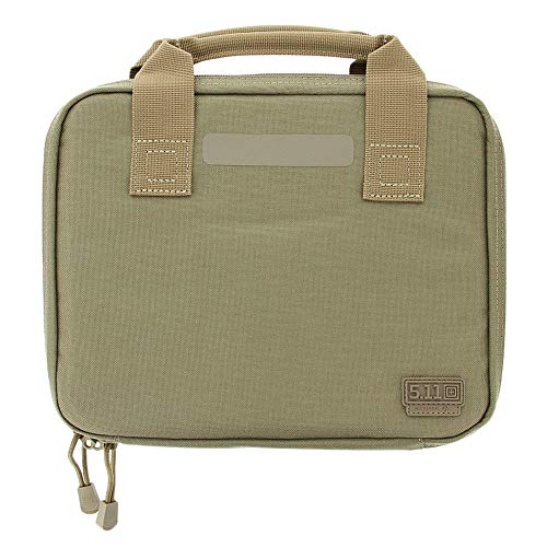 5.11 Single Pistol Soft Tactical Case, Style 58724, Sandstone