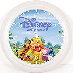New Disney Winnie the Pooh Wall Clock 10 Will Be Nice Gift and Room Wall Decor W272