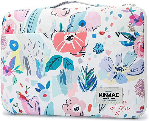 MOCA Kinmac Canvas Laptop Hand Bag Sleeve Sleeves Carry Case for 15.4 15.6 inch Universal Laptop 16 inch MacBook Laptop…
