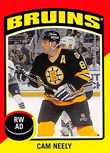 1ce7d4ea Cam Neely Hockey Card (Boston Bruins) 2014 O-Pee-Chee Sticker #ST-79 ...