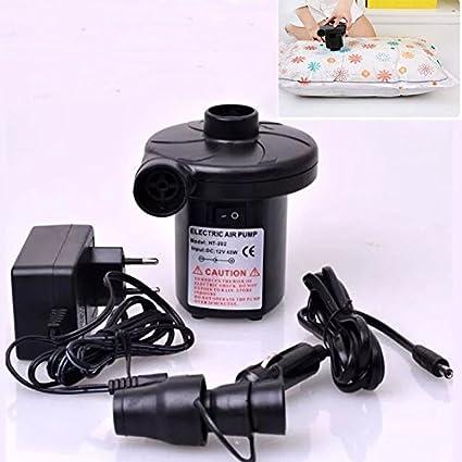 Bomba de aire eléctrica altamente versátil, para inflado y ...