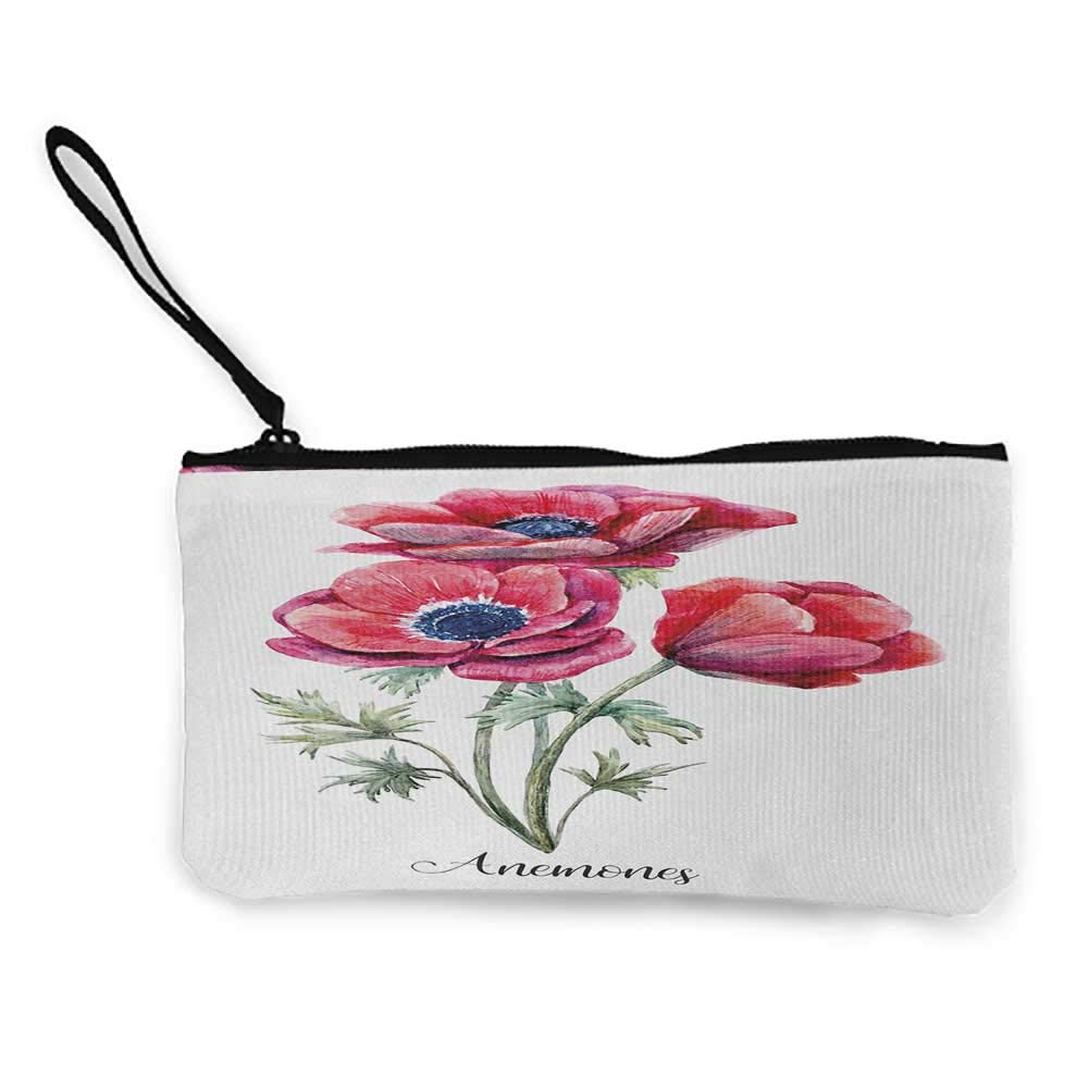 Anemone Flower Coin Purse...
