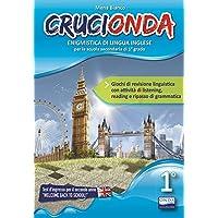 Crucionda. Enigmistica di lingua inglese. Per la Scuola media. Con File audio per il download [Lingua inglese]: 1