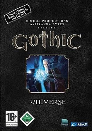 Gothic Universe