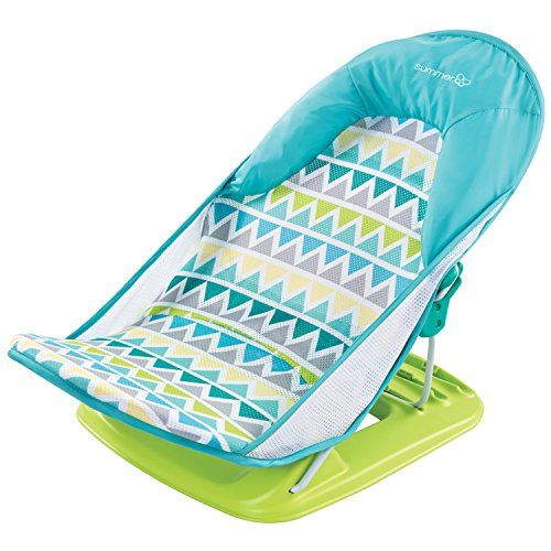Summer Infant Deluxe Baby Bather, Triangle Shapes