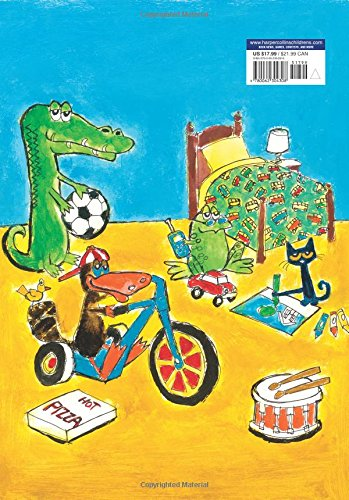 Pete the Cat and the Bedtime Blues by HarperCollins (Image #2)