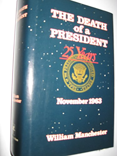 The Death of a President: 25 years-