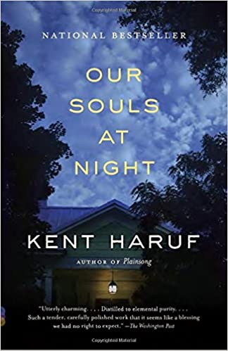 Kent Haruf, Alan Kent Haruf - Our Souls at Night Audiobook Free Online