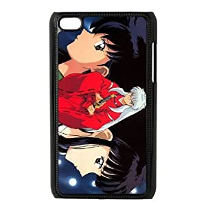 iPod Touch 4 Phone Cases Black Inuyasha ECJ4555810