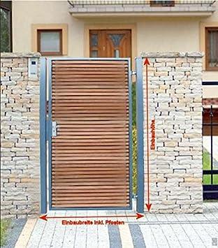 Puerta de madera puerta gris puerta de la granja entrada puerta ...