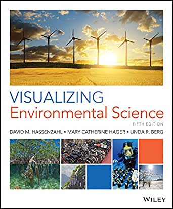 Visualizing environmental science, second edition binder ready.