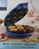 Bella Sensio Mini Donut Maker - Blue by Sensio Bella