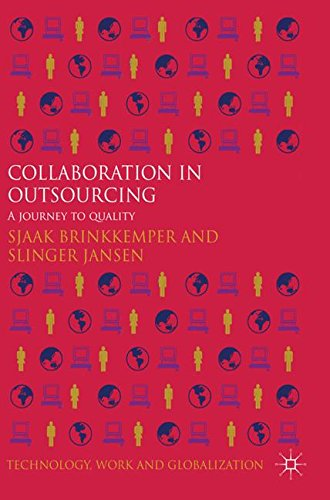 Collaboration in Outsourcing: A Journey to Quality (Technology, Work and Globalization) by Palgrave Macmillan (Image #3)