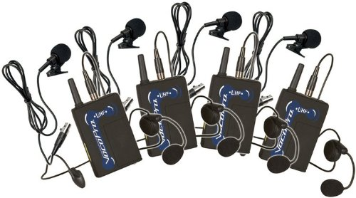 900mhz Microphone Wireless (VocoPro UBP 900MHz UHF Wireless Bodypack Lavalier/Headset Microphone For UHF-5800/5805 and UHF-8800 (Set-10 9E, 9F, 9G, 9H))