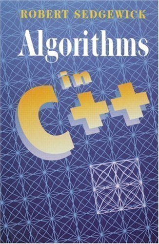 Algorithms C++ 1st (first) Edition by Sedgewick, Robert published by Addison Wesley (1992)