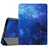 Fintie iPad 9.7 2018 2017 Case - Lightweight Slim Shell Standing Cover with Auto Wake Sleep Feature for Apple iPad 6th 5th Gen 9.7 Inch Tablet - Starry Sky